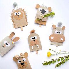 Diy Crafts For Kids Easy, Toddler Arts And Crafts, Recycled Crafts Kids, Cute Crafts, Felt Crafts, Paper Crafts, Projects For Kids, Kids Crafts, Kindergarten Crafts