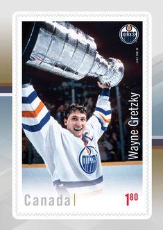 NHL Hockey Legends (Canada 2017)   virtualstampclub.com