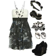 """""""Untitled #1047"""" by bvb3666 on Polyvore"""