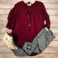 The epitome of cool @belladahl shirt @freepeople jeans @matisse_footwear shoes hemline metairie