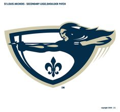 st.louis archers secondary logo photo by SigmaKappaSK