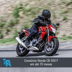 Com preço acessível, o modelo tem tudo para reviver os bons tempos da CB 500 no Brasil. Conheça a nova Honda CB 500 F! Acesse: http://www.consorciodemotos.com.br/noticias/consorcio-honda-cb-500-f-2014-em-ate-70-meses?idcampanha=288&utm_source=Pinterest&utm_medium=Perfil&utm_campaign=redessociais