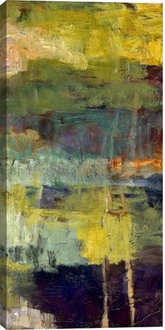 - Description - Why Accent Canvas? This exquisite Encapsulate II Abstract Canvas Wall Art Print by Sylvia Angeli is created using quality fade resistant inks on a premium cotton canvas to ensure durab