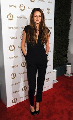 Shailene Woodley - Vanities 20th Anniversary With Juicy Couture