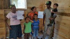 SeNaSa entrega en La Ciénaga más de 500 cartas de afiliación