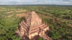 Image caption                                      Hundreds of quakes have hit Bagan since its famous sites were built between the 10th and 14th centuries                                There's rarely a good side to an earthquake. But the quake that shook Myanmar's ancient city of Bagan on 24 August may have a silver lining, as BBC Myanmar correspondent Jonah Fisher reports.   More than four hundred of Bagan's buildings were d