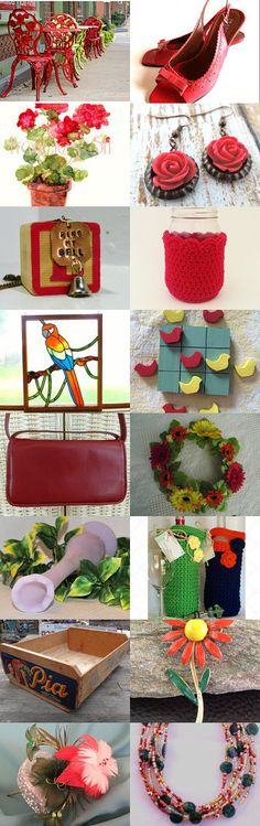 In Anticipation for Summer by Cassie on Etsy--Pinned with TreasuryPin.com