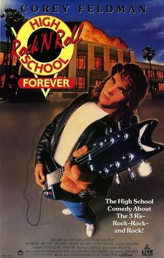 Rock 'n' Roll High School Forever 【 FuII • Movie • Streaming