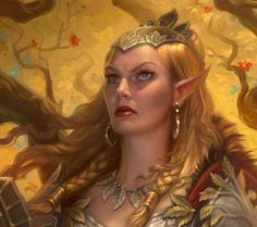 Lyriel - Iconic Knight - detail