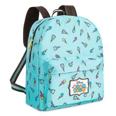 Pin for Later: 75 Backpacks For Disney Lovers of Any Age Disney Tsum Tsum Backpack Disney Tsum Tsum Backpack ($25)