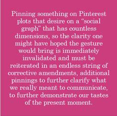 pinterest New Media, Ephemera, Therapy, Internet, Social Media, Teaching, Sayings, Lyrics, Learning