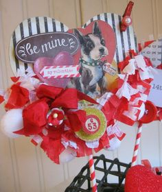 Cherry's Jubilee: Will you be my Valentine