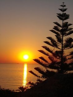 Sunset in Pato's Beach (Nigran - Pontevedra - Spain)