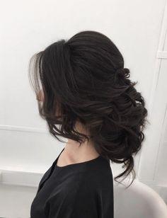 Featured Hairstyle: Elstile Wedding Hairstyles and Makeup; www.elstile.com; Wedding hairstyle idea.