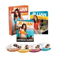 Jillian Michaels Body Revolution........this is an intense program!  I love this program!