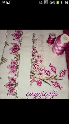 İgne oyasi Romanian Lace, Point Lace, Needle Lace, Lace Making, Crochet Flowers, Little Things, Needlepoint, Needlework, Cross Stitch