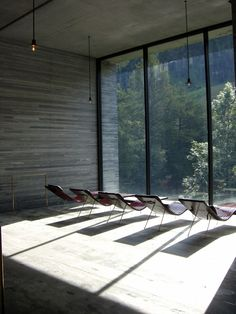 Peter Zumthor, Vals Thermal Spa, Switzerland