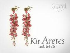 Kit 8426 Kit aretes sw cascada