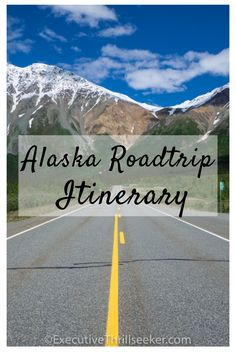 Where to go in Alaska. How budget your trip. Where to rent a car.