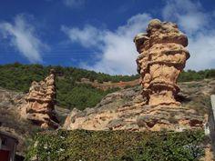 #Turismo de Aragón.- Entorno natural de Tosos