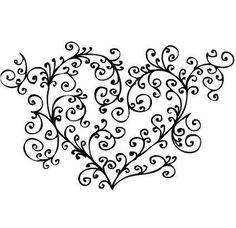 celtic heart tattoos   Hip Tattoos for Girls, like the Celtic designs for my heritage, incorporate kids'intials scrolled in the design