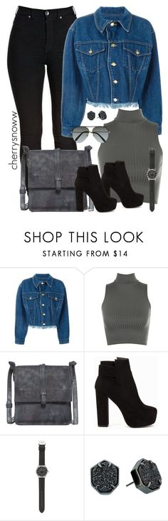 """Grunge minimal outfit"" by cherrysnoww ❤ liked on Polyvore featuring Jean-Paul Gaultier, WearAll, Cynthia Vincent, Nly Shoes, J.Crew, Kendra Scott and Victoria Beckham"