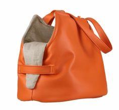Eh Gia Fair Bag Orange Hondendraagtas