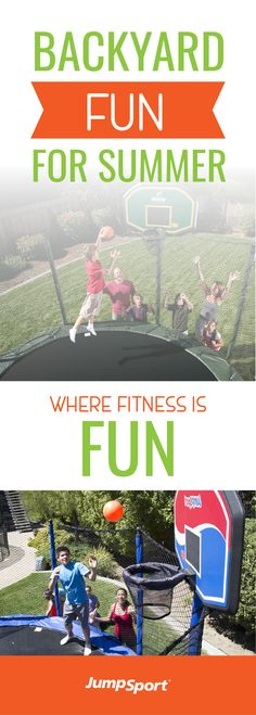 Check out http://www.jumpsport.com/Active-Teen-Bundle to see the world's #1 rated safest trampoline! JumpSport Trampolines are the leading brand for safety, quality, and fail safe guarantee. An outdoor activity for the whole family that's fun, safe, and will keep the family fit for years to come!