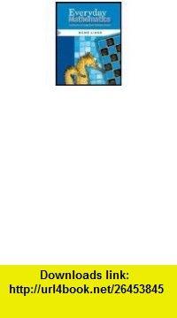 Everyday Mathematics Student Math Journal Volume 1 and 2  - Reorder Student Materials Set Grade 2 (9780076089895) Max Bell, Amy Dillard, Andy Isaacs, James McBride, UCSMP , ISBN-10: 0076089894  , ISBN-13: 978-0076089895 ,  , tutorials , pdf , ebook , torrent , downloads , rapidshare , filesonic , hotfile , megaupload , fileserve