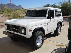 Classic | 1970 Ford Bronco