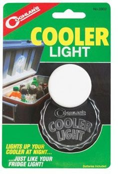 Cooler Light: Why Didn't I Think of That?