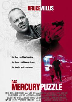Poster zum Film: Mercury Puzzle, Das