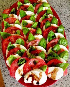 Summer Caprese Salad
