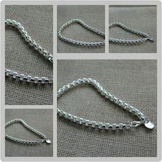 #PhotoGrid  http://urbanprincessnz.com/products/silver-chain-bracelet-925-stirling-silver
