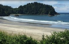 To reach the beach, head down Cape Flattery Road at the west end of Neah Bay.