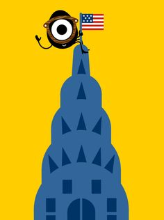 ✈ By Craig Redman (of Craig and Karl) ✈ Go To New York, New York City, Craig And Karl, Artful Dodger, Empire State Of Mind, I Love Ny, Best Cities, Types Of Art, Pretty Pictures