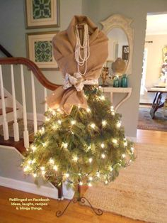 Mannequin Christmas Tree Is Perfect For Holidays Mannequin Christmas Tree, Dress Form Christmas Tree, Whimsical Christmas Trees, Noel Christmas, Xmas Tree, All Things Christmas, Winter Christmas, Christmas Crafts, Christmas Decorations