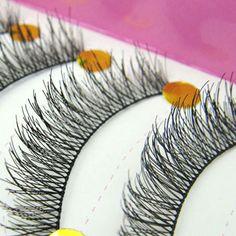 cd458ee6606 10Pair Natural False Eyelashes Soft Long Eyelash Fake Eye Lashes Extension  Tools Makeup False Eyelashes Extension False Eyelash-in Makeup Scissors  from ...