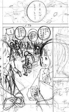 Obata Takeshi X Tsugumi Ohba nova série trabalha exposição originais - vender Meng