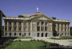 Arizona State Capitol Building Stock Photo - Image of brewer, offices: 6144926 Arizona State Capitol, Arizona Usa, Montezuma Castle, Indian Garden, Rock Springs, Enchanted Island, Family Road Trips, Capitol Building, State Parks