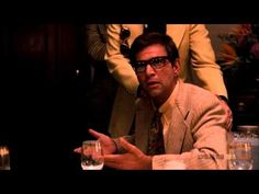 The Godfather Baptism Murders! Frozen