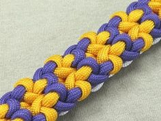 How to make a Vortex Bar Paracord Bracelet Tutorial (Paracord 101) - YouTube
