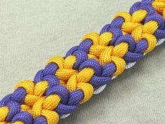 How to make a Vortex Bar Paracord Bracelet Tutorial (Paracord 101) - YouTube