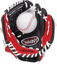 Rawlings T-Ball Glove (Ages 6 & Below)