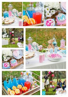 Easy tips for throwing the cutest baby shower ever.