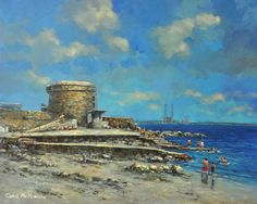 Seapoint by Chris McMorrow (code-292) - PRINT