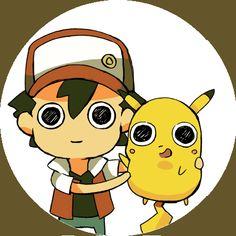 Say Hi, Pikachu! Too Cute!