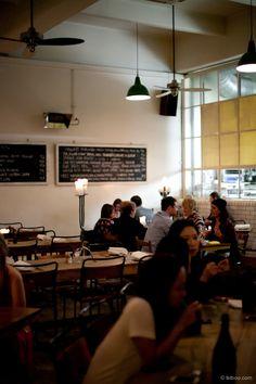 Intimate Dining (Gills Diner - Melbourne CBD)