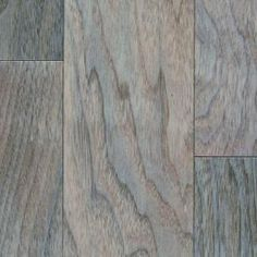 Bruce Walnut Pale Heather Performance Hardwood Flooring - 5 in. x 7 in. Take Home Sample-BR-281326 at The Home Depot