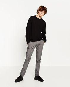 70502e8fef MERINO WOOL SWEATER - Available in more colours Merino Wool Sweater,  Fashion Catalogue, Zara